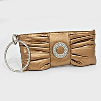Crystal Bangle Clutch