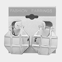 Pin Catch Earrings