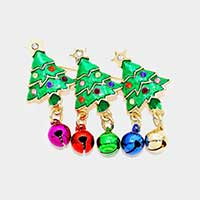 Enamel Christmas Tree Pin Brooch