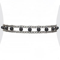 Bead Ball Chain Belt