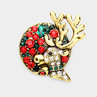 Christmas Pin Brooch