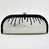 Crystal Pave Evening Dazzle Purse