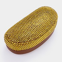 Crystal pave eyewear case