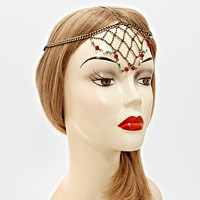 Boho Lattice Head Chain