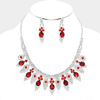 Crystal Rhinestone Necklace