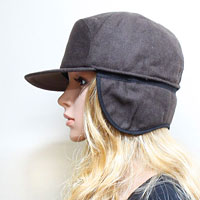 Polyester Earflap Fashion Cap