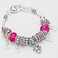 Love Multi-Beaded Bracelet