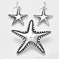 Starfish Pendant Set