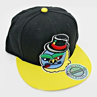 Rilla BIG FACE Snapback Cap Hat