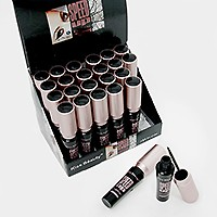 24 PCS - 24HRS WATERPROOF EASY SPEED UP EYELINER BLACK