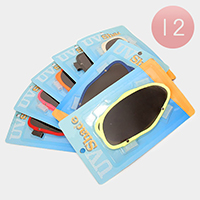 12 pairs - UV Shade Clip On Panels