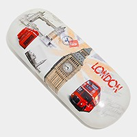 London bus & big ben eyewear case
