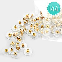 144 PCS - earring backs