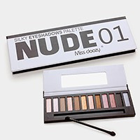 Nude 01 _ Essential eyeshadow palette