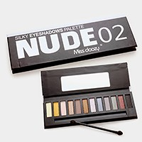 Nude 02 _ Essential eyeshadow palette