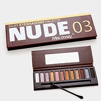 Nude 03 _ Essential eyeshadow palette
