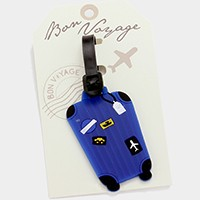 Luggage bag _ Bon Voyage luggage tag