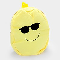 Sunglasses emoji backpack bag