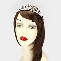 Royal rhinestone tiara