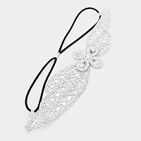 Rhinestone Stretch Headband