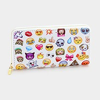 Emoji _ Zip around wallet