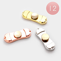 12 PCS - 2 WAY Flip Spinner Widget Spinner Fidget Toys