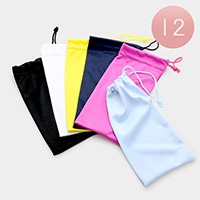 Eyewear Drawstring Assorted Pouch