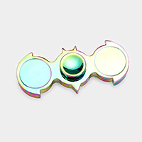 Rainbow Batman Casting Spinner