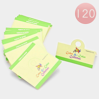 120 PCS - Display Jewelry Tags