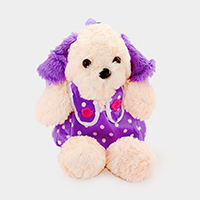 Polka Dot Puppy Doll Backpack