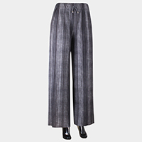 Comfy Crinkled Palazzo Long Pants