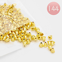 144 PCS - Earring Bullet Clutch