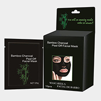 Bamboo Charcoal Peel Off Facial Mask