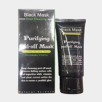 Purifying Peel Off Deep Cleansing Black Mask