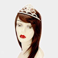 Crystal Rhinestone Pageant Queen Tiara