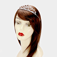 Crystal Rhinestone 15 Princess Party Tiara