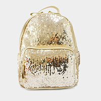 Bling Sequin Backpack Bag