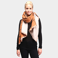 Reversible Oblong Scarf