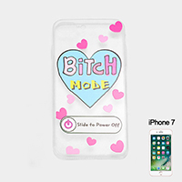 Bitch Mode Heart iPhone7 Phone Case