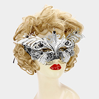 Halloween Butterfly Masquerade Mask