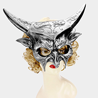 Halloween Devil Masquerade Mask