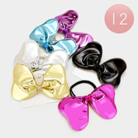 12 PCS Bow Hair Band