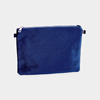 Solid Clutch Bag
