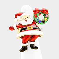 Santa Claus Stretch Ring