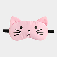 Cat Cooling Heating Gel Eye Mask