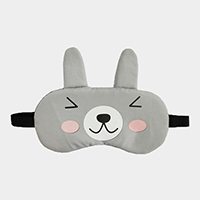 Bunny Cooling Heating Gel Eye Mask