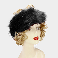 Faux Fur Warmer Earmuff Headband