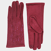 Tiny Stones Touch Gloves