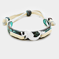 Metal Mermaid Bracelet