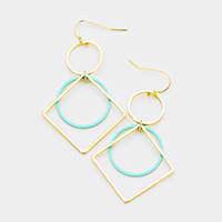 Geometric Multi Hoop Earrings